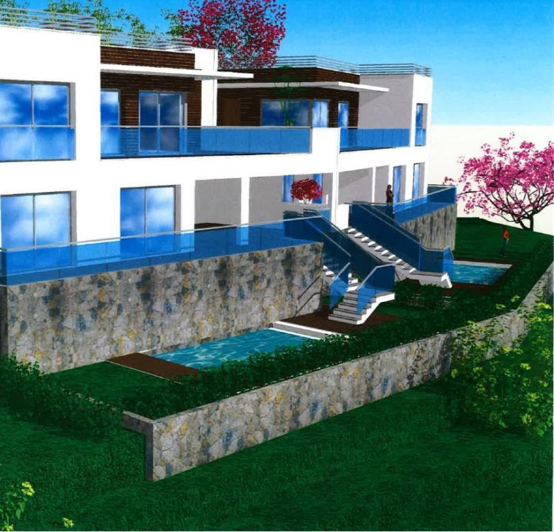 Villa In Eze New Construction Villa France Monaco